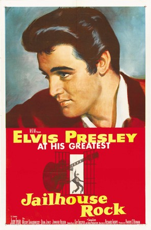 Jailhouse Rock - Movie Poster (thumbnail)