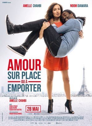 Amour sur place ou à emporter - French Theatrical movie poster (thumbnail)