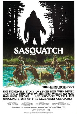 Sasquatch, the Legend of Bigfoot - Movie Poster (thumbnail)