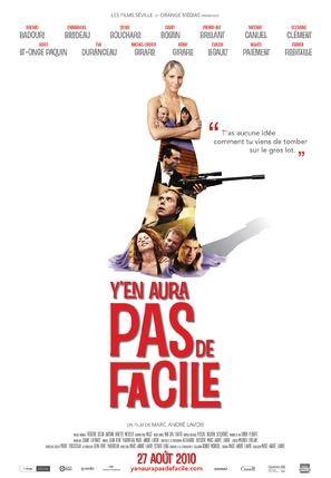 Y'en aura pas de facile - Canadian Movie Poster (thumbnail)