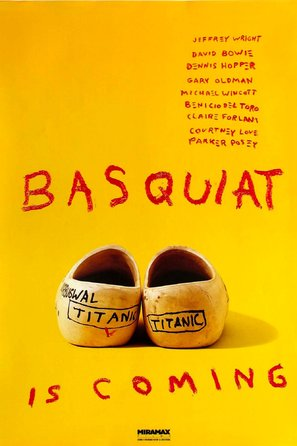 Basquiat - Movie Poster (thumbnail)