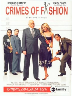 Crimes of Fashion - Movie Poster (thumbnail)