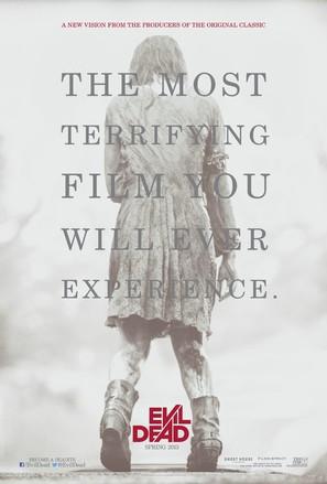 Evil Dead - Movie Poster (thumbnail)