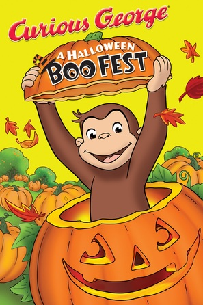 Curious George: A Halloween Boo Fest - DVD movie cover (thumbnail)