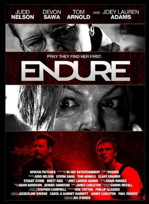 Endure - Movie Poster (thumbnail)