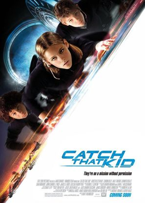 Catch That Kid - Movie Poster (thumbnail)