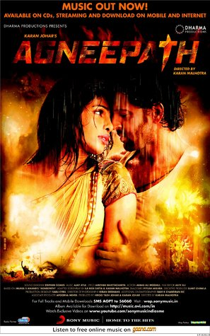 Agneepath - Indian Movie Poster (thumbnail)