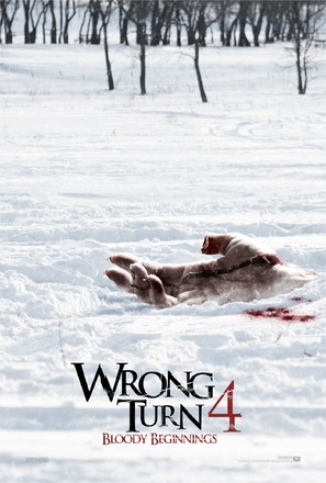 Wrong Turn 4 - Movie Poster (thumbnail)