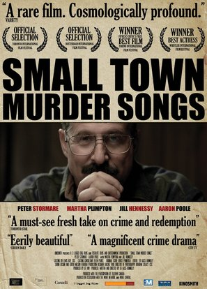 Small Town Murder Songs - Canadian Movie Poster (thumbnail)