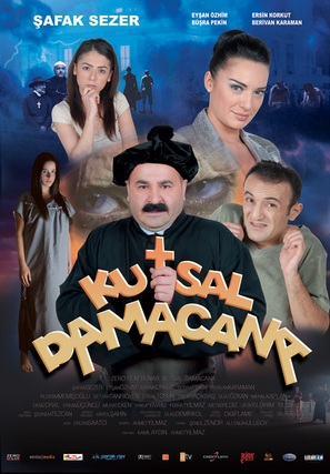 Kutsal Damacana - Turkish poster (thumbnail)