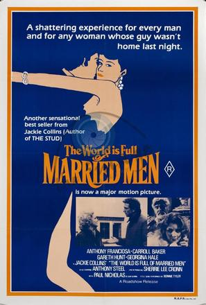 The World Is Full of Married Men - Movie Poster (thumbnail)