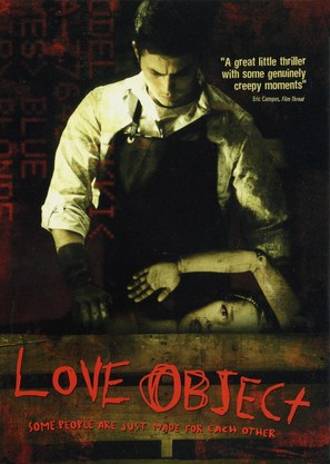 Love Object - DVD cover (thumbnail)