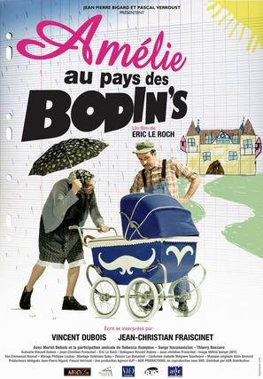 Amélie au pays des Bodin's - French Movie Poster (thumbnail)