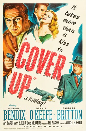 Cover-Up - Movie Poster (thumbnail)