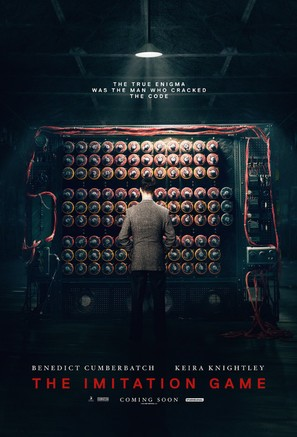 The Imitation Game - British Movie Poster (thumbnail)
