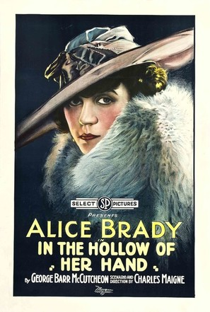 In the Hollow of Her Hand - Movie Poster (thumbnail)