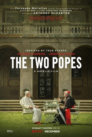 The Two Popes - Movie Poster (thumbnail)