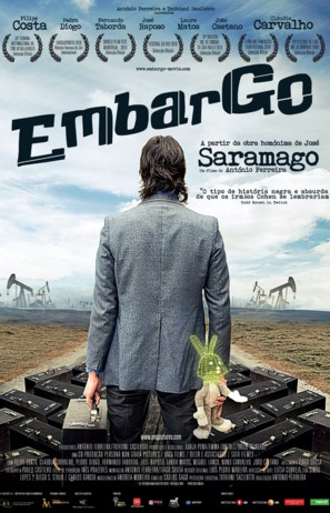 Embargo - Portuguese Movie Poster (thumbnail)