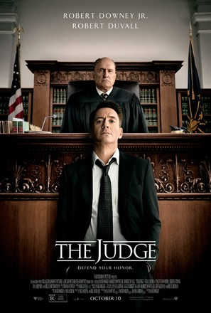 The Judge - Movie Poster (thumbnail)