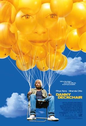 Danny Deckchair - Movie Poster (thumbnail)