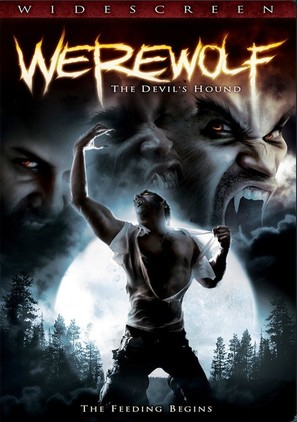 Werewolf: The Devil's Hound - DVD cover (thumbnail)