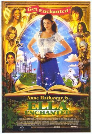 Ella Enchanted - Movie Poster (thumbnail)
