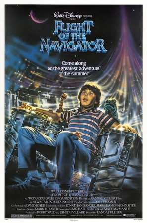 Flight of the Navigator
