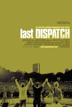 The Last Dispatch - Movie Poster (thumbnail)