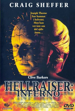 Hellraiser: Inferno - Swedish Movie Cover (thumbnail)