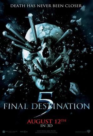 Final Destination 5 - Movie Poster (thumbnail)