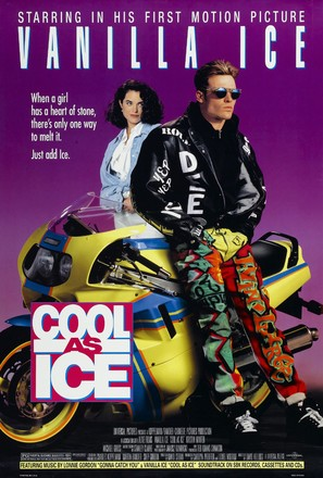 Cool as Ice - Movie Poster (thumbnail)