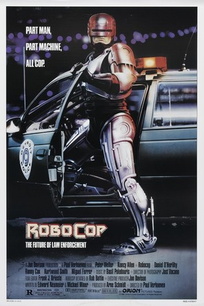RoboCop - Movie Poster (thumbnail)