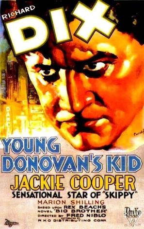 Young Donovan's Kid - Movie Poster (thumbnail)