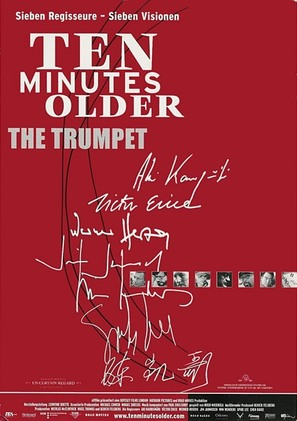 Ten Minutes Older: The Trumpet - German Movie Poster (thumbnail)