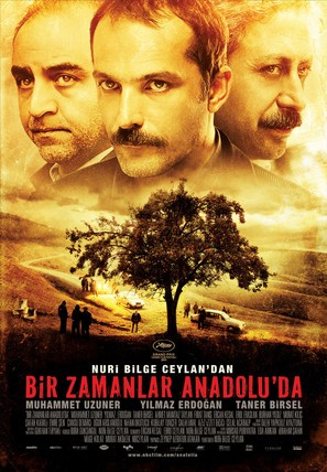 Bir zamanlar Anadolu'da - Turkish Movie Poster (thumbnail)