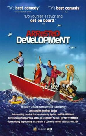 """Arrested Development"" - Movie Poster (thumbnail)"