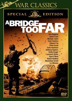 A Bridge Too Far - DVD cover (thumbnail)
