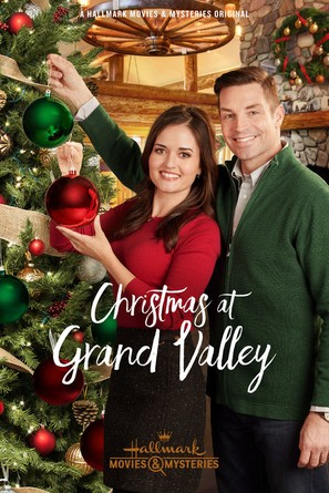Christmas at Grand Valley - Movie Poster (thumbnail)