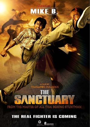The Sanctuary - Movie Poster (thumbnail)