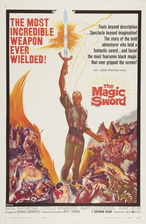 The Magic Sword - Movie Poster (thumbnail)