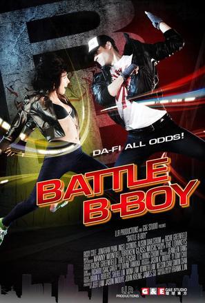 Battle B-Boy - Movie Poster (thumbnail)