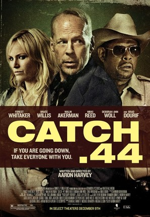 Catch .44 - Movie Poster (thumbnail)