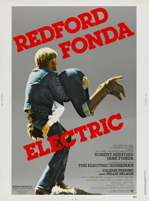 The Electric Horseman - Movie Poster (thumbnail)