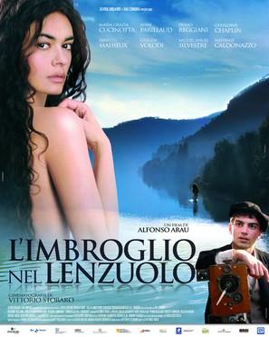 L'imbroglio nel lenzuolo - Italian Movie Poster (thumbnail)