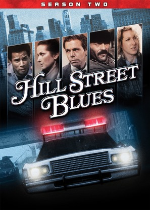 """Hill Street Blues"" - DVD cover (thumbnail)"