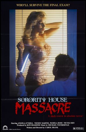 Sorority House Massacre - Movie Poster (thumbnail)