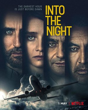"""Into the Night"" - Belgian Movie Poster (thumbnail)"