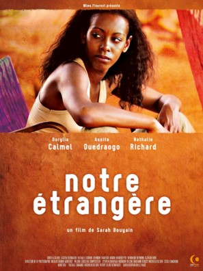 Notre étrangère - French Movie Poster (thumbnail)