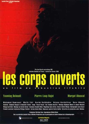 Les corps ouverts - French Movie Poster (thumbnail)