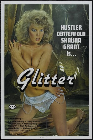Glitter - Theatrical poster (thumbnail)